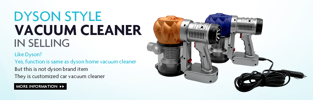Dyson Style Vacuum Cleaner