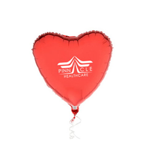 Mylar Balloon  Heart