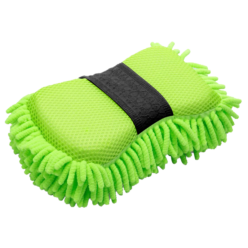 Car Styling Chenille Sponge