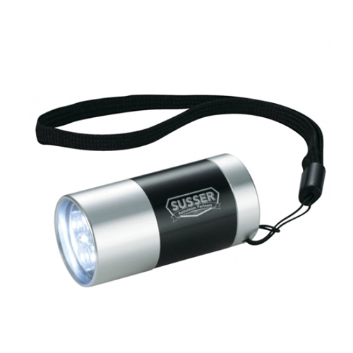 Diamond LED Budget Flashlight