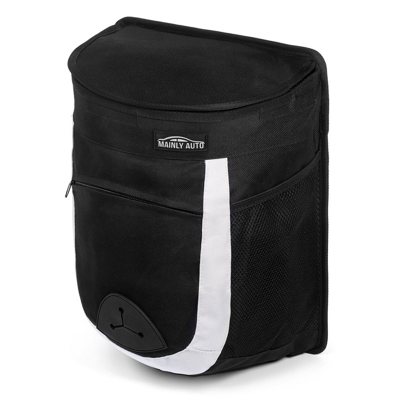 Auto Car Trash Can