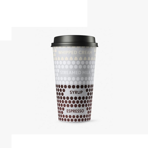 Coffee Cup With Lip