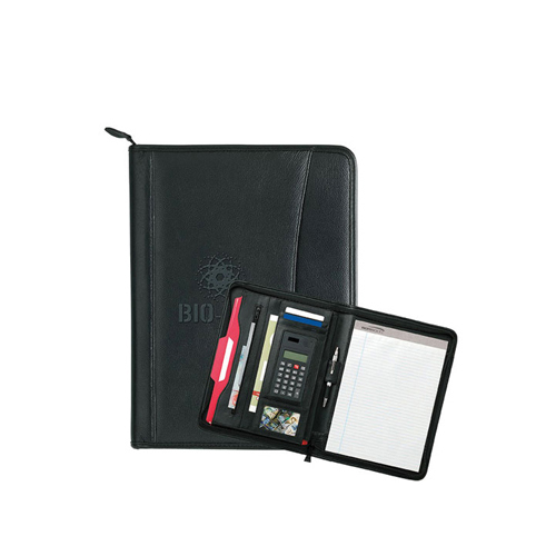 PU Zippered  Portfolios