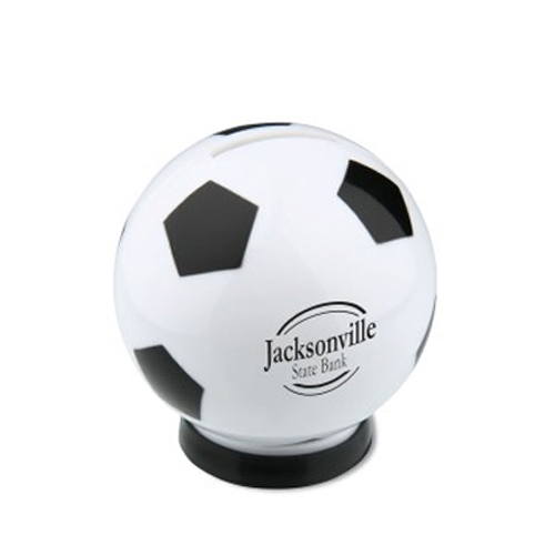 Sports Bank Soccer Ball