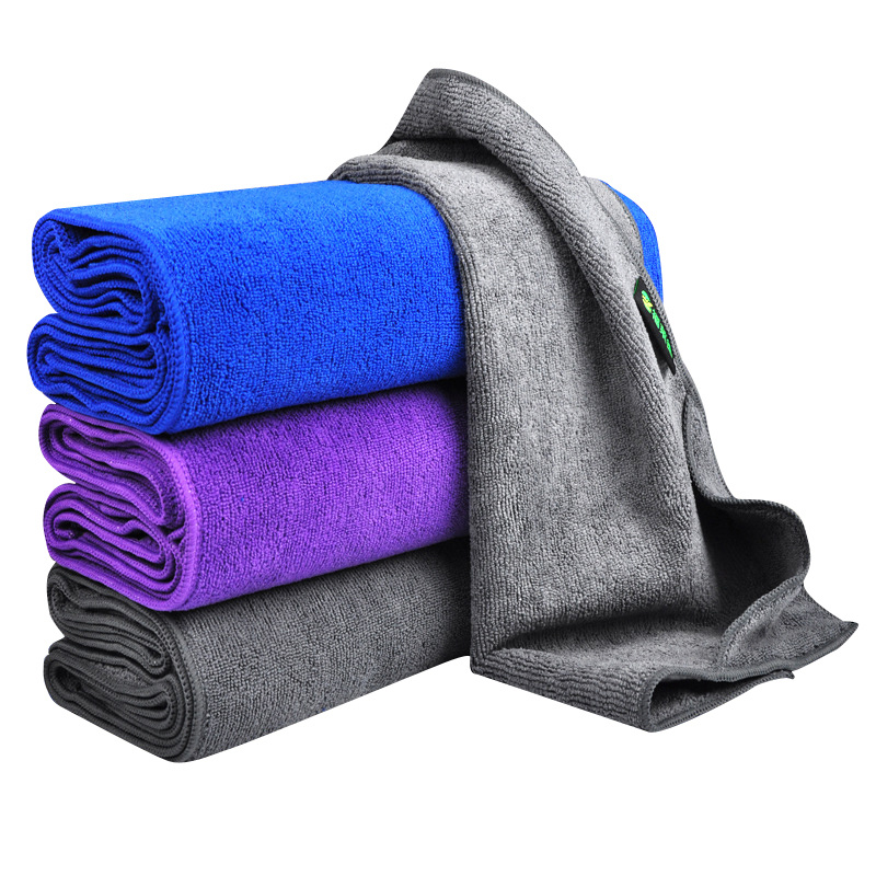 Triangle Microfiber cloth