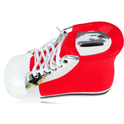 Converse Shoe Piggy Bank