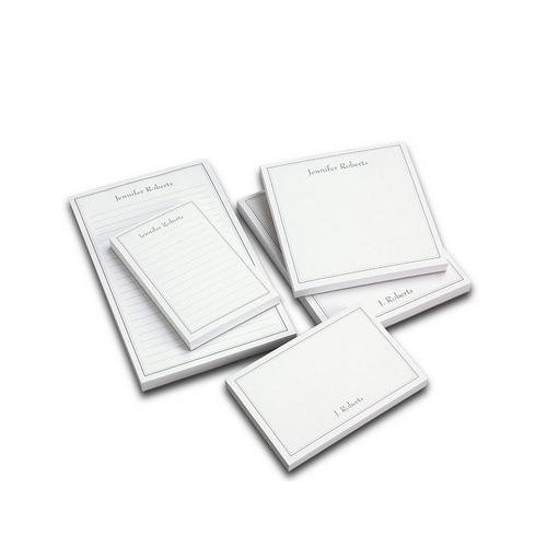 Personalized Notepad Refills