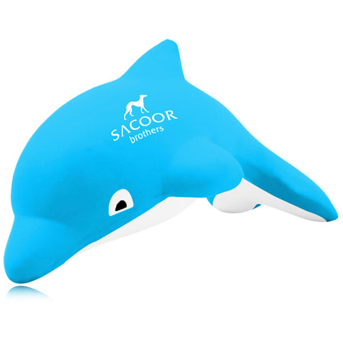 Dolphin Anti Stress Ball Reliever