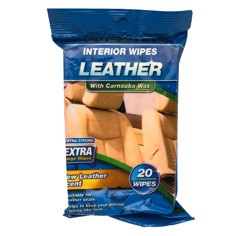 Car Cleaning Wet Wipes