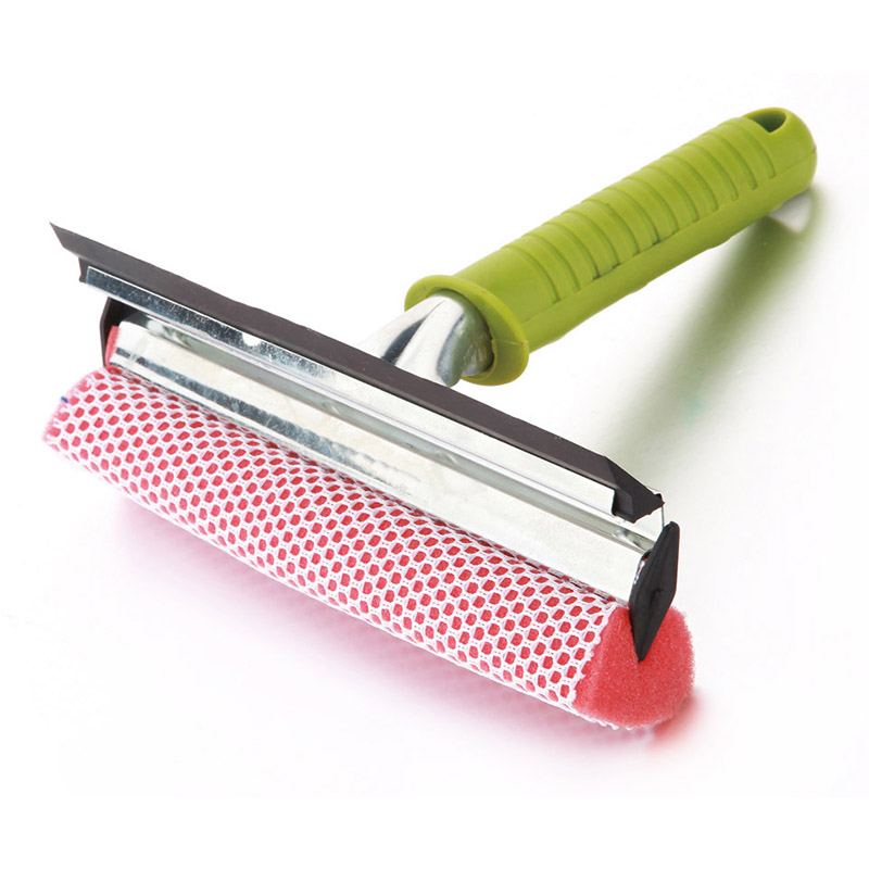 Squeegee With Shorty Handle