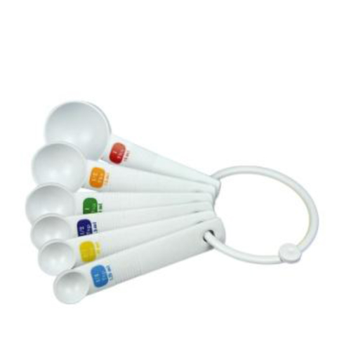 Measuring Spoons 6pcs