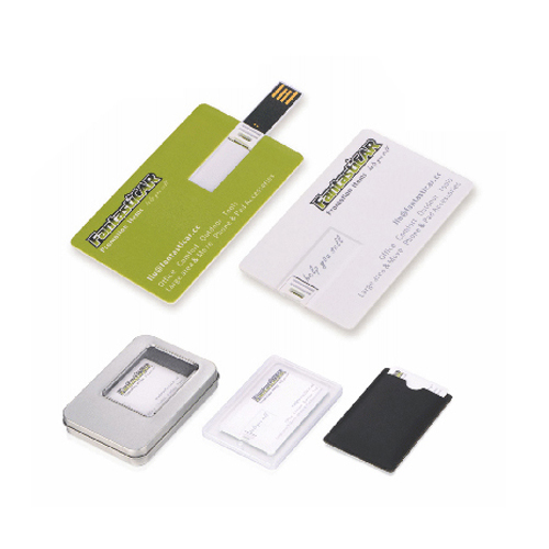 Card Shaped USB Flash Disk